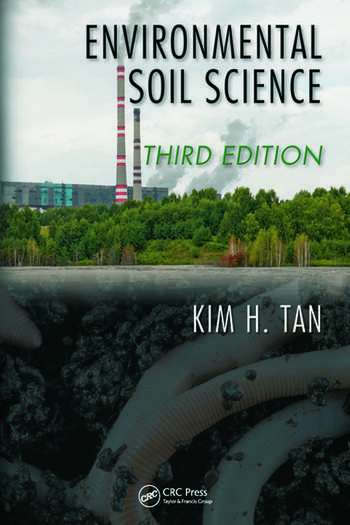 Environmental Soil Science book cover