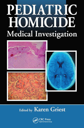 Pediatric Homicide Medical Investigation book cover