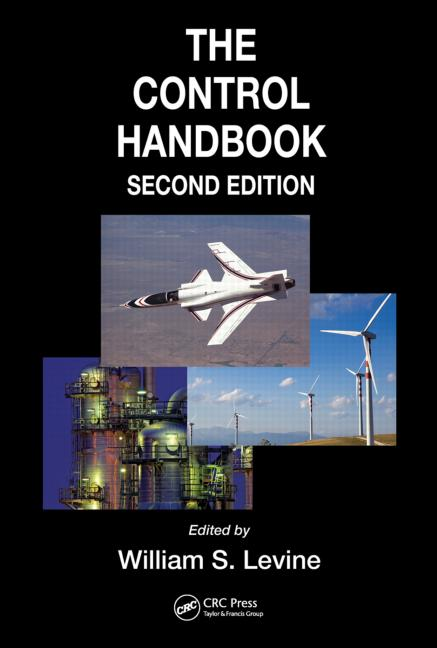The Control Handbook (three volume set) book cover