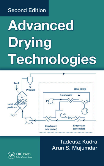 Advanced Drying Technologies book cover