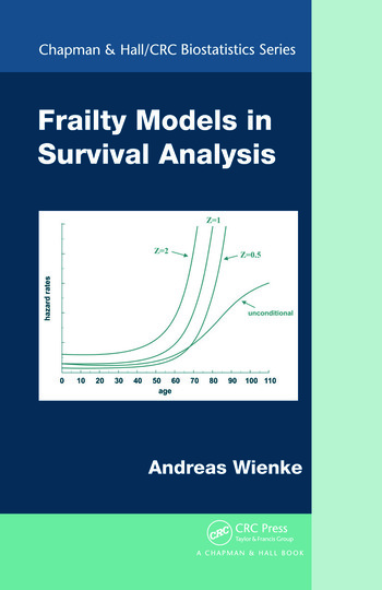 Frailty Models in Survival Analysis book cover