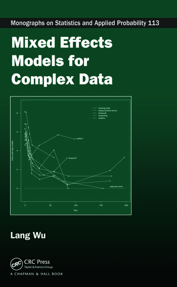 Mixed Effects Models for Complex Data book cover