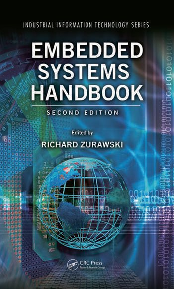 Embedded Systems Handbook, Second Edition 2-Volume Set book cover
