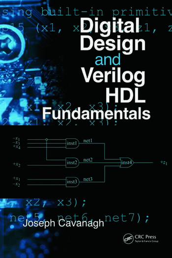 Digital Design and Verilog HDL Fundamentals book cover