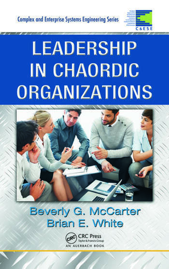 Leadership in Chaordic Organizations book cover