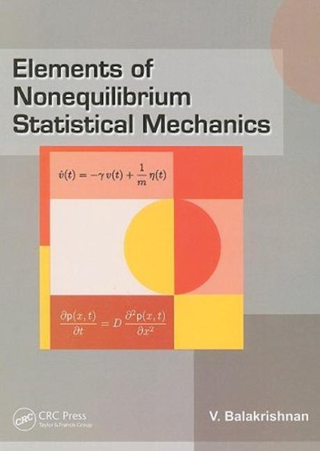 Elements of Nonequilibrium Statistical Mechanics book cover