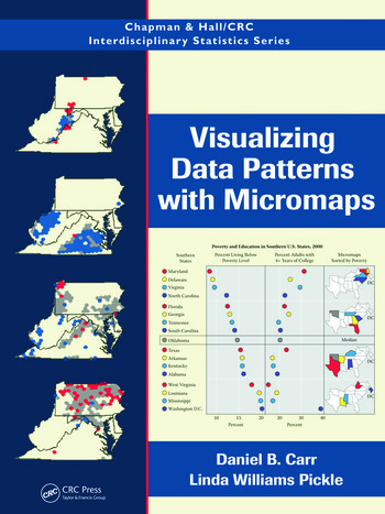 Visualizing Data Patterns with Micromaps book cover