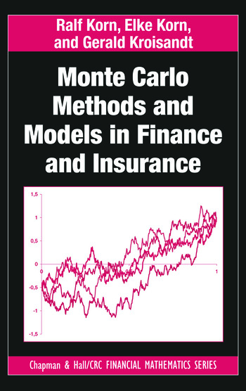 Monte Carlo Methods and Models in Finance and Insurance book cover