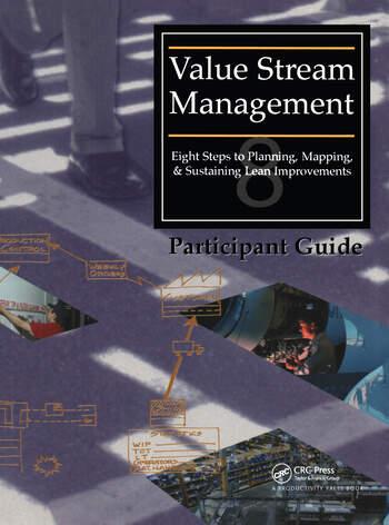 VSM Video Participant Guide book cover