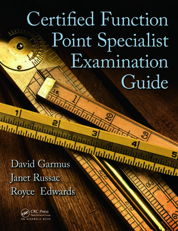 Certified Function Point Specialist Examination Guide book cover