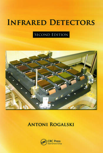 Infrared Detectors book cover
