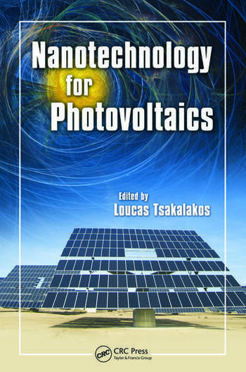 Nanotechnology for Photovoltaics book cover