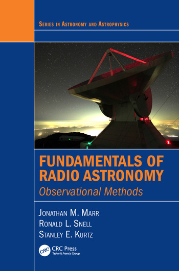 Fundamentals of Radio Astronomy Observational Methods book cover
