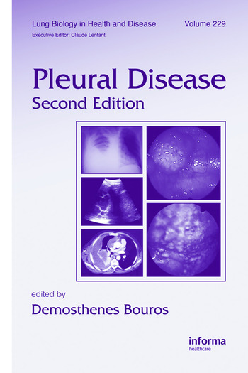 Pleural Disease book cover