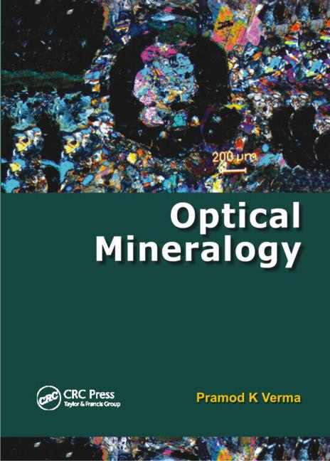 Optical Mineralogy book cover
