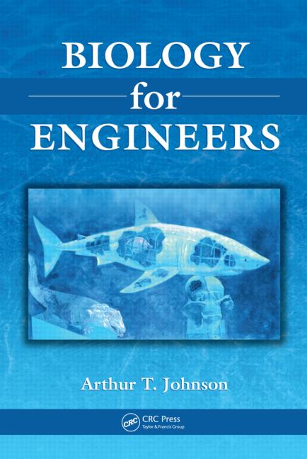 Biology for Engineers book cover