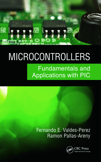 Microcontrollers Fundamentals and Applications with PIC book cover