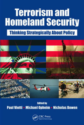 Terrorism and Homeland Security Thinking Strategically About Policy book cover