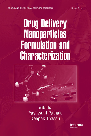 Drug Delivery Nanoparticles Formulation and Characterization book cover