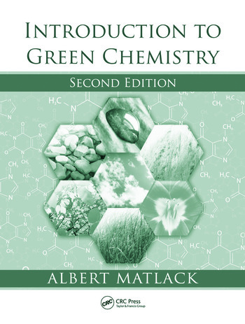 Introduction to Green Chemistry book cover