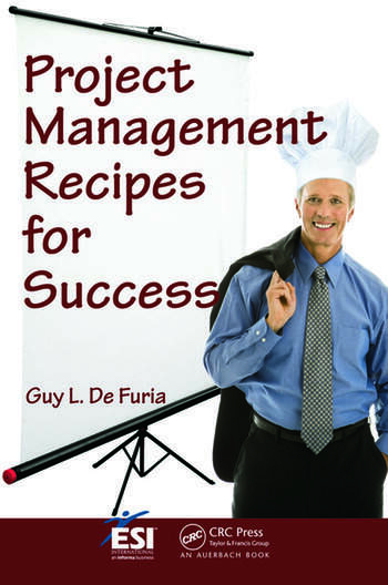 Project Management Recipes for Success book cover
