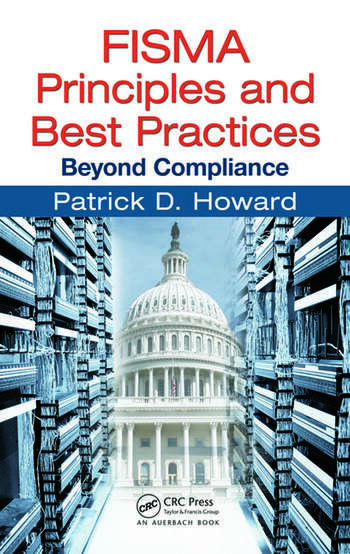 FISMA Principles and Best Practices Beyond Compliance book cover