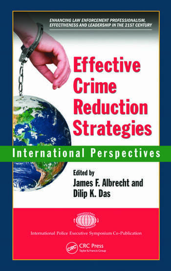 Effective Crime Reduction Strategies International Perspectives book cover