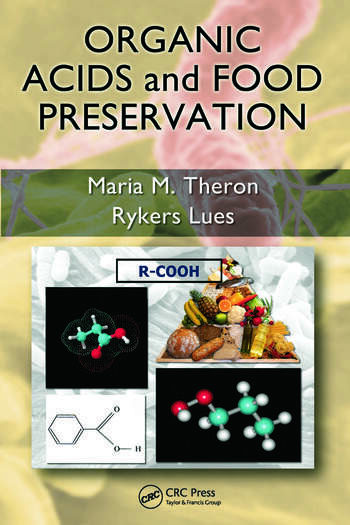 Organic Acids and Food Preservation book cover