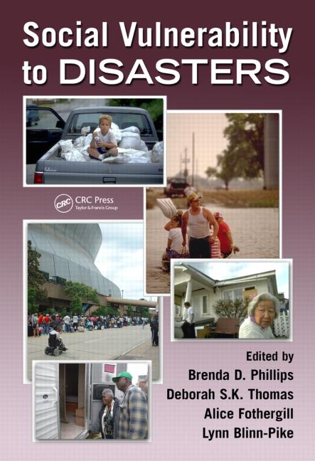 Social Vulnerability to Disasters book cover