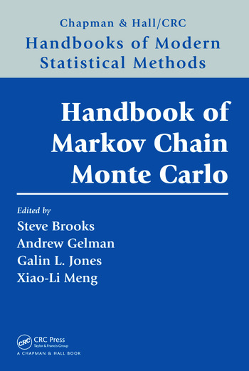Handbook of Markov Chain Monte Carlo book cover