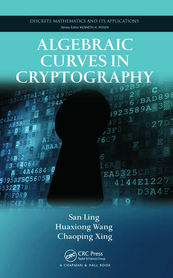 Algebraic Curves in Cryptography book cover