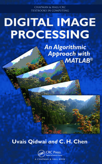 Digital Image Processing An Algorithmic Approach with MATLAB book cover