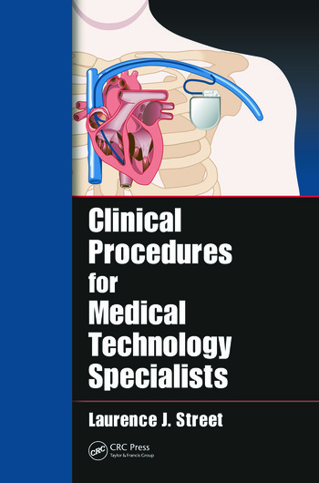 Clinical Procedures for Medical Technology Specialists book cover
