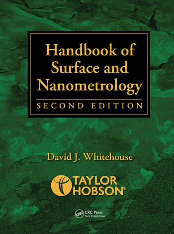 Handbook of Surface and Nanometrology book cover