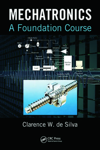 Mechatronics A Foundation Course book cover