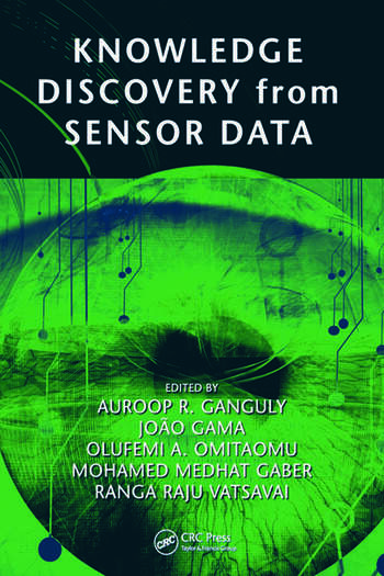 Knowledge Discovery from Sensor Data book cover