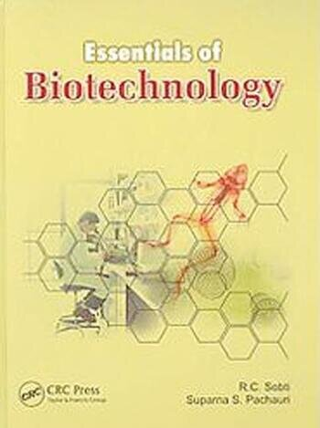 Essentials of Biotechnology book cover