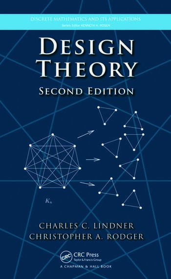 Design Theory, Second Edition book cover