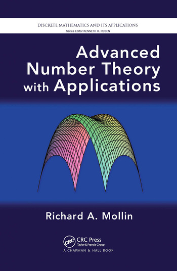 Advanced Number Theory with Applications book cover