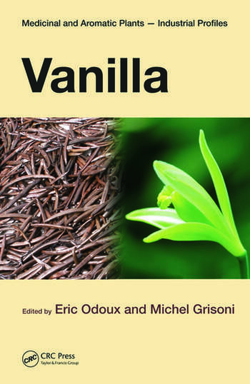 Vanilla book cover