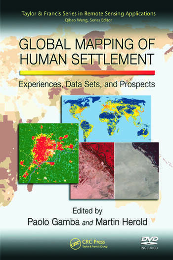 Global Mapping of Human Settlement Experiences, Datasets, and Prospects book cover