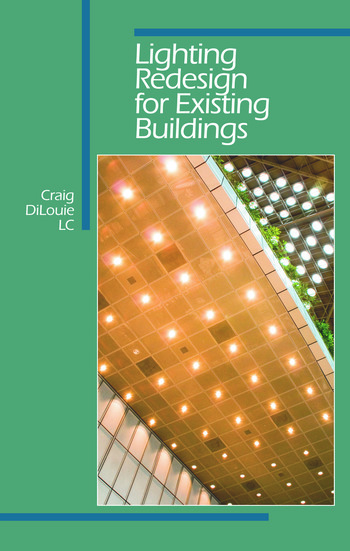 Lighting Redesign for Existing Buildings book cover