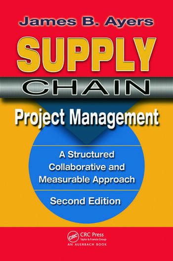 Supply Chain Project Management. book cover