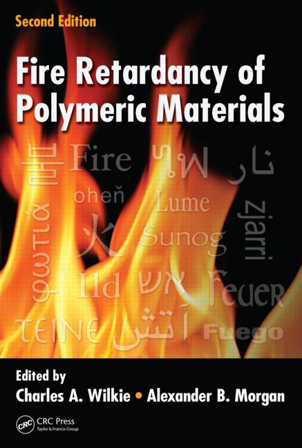 Fire Retardancy of Polymeric Materials, Second Edition book cover
