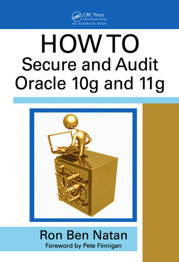 HOWTO Secure and Audit Oracle 10g and 11g book cover