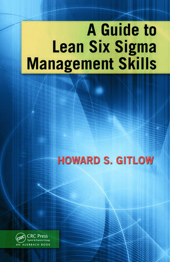 A Guide to Lean Six Sigma Management Skills book cover