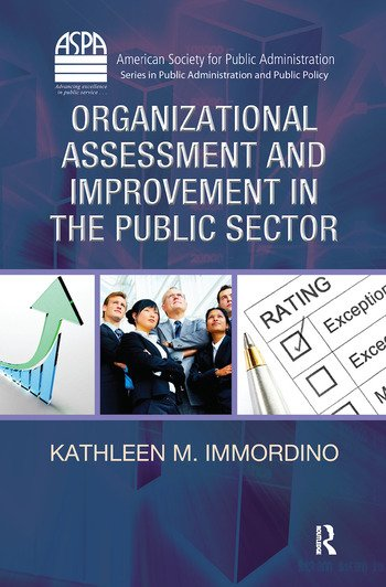 Organizational Assessment and Improvement in the Public Sector book cover