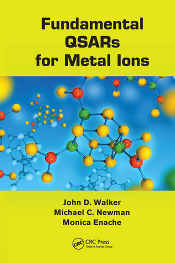 Fundamental QSARs for Metal Ions book cover