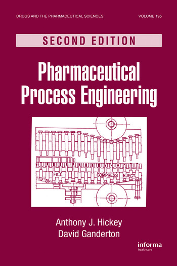 Pharmaceutical Process Engineering book cover