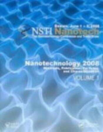 Nanotechnology 2008 Materials, Fabrication, Particles, and Characterization book cover